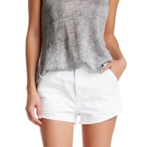 Free People Sweet Surrender Short White Lace Short